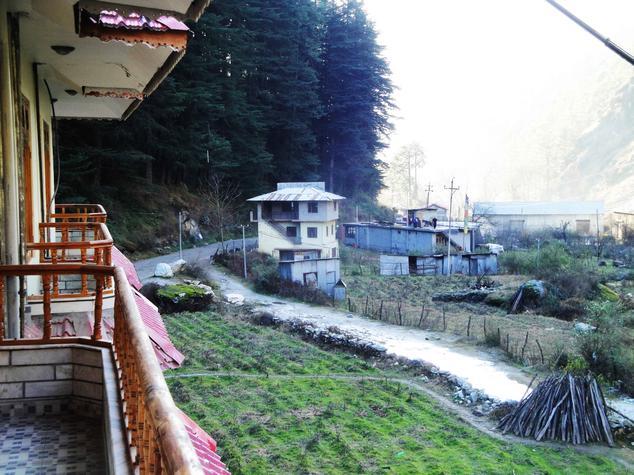 hotel kasol view