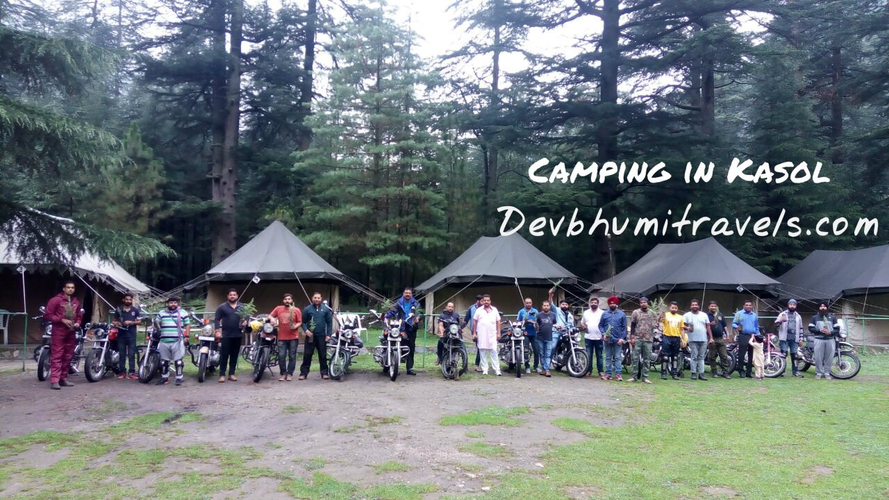 Kasol Camp