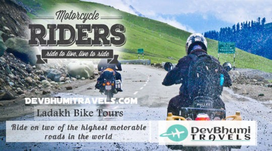 LEH LADAKH BIKE TRIP 2019 From Delhi and Chandigarh