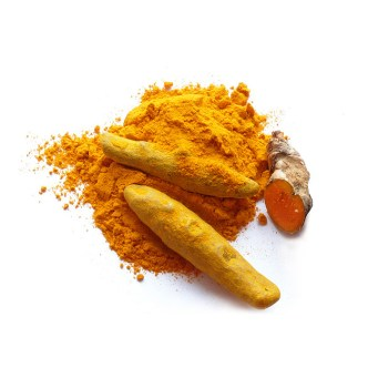 An Image of Ground Turmeric.