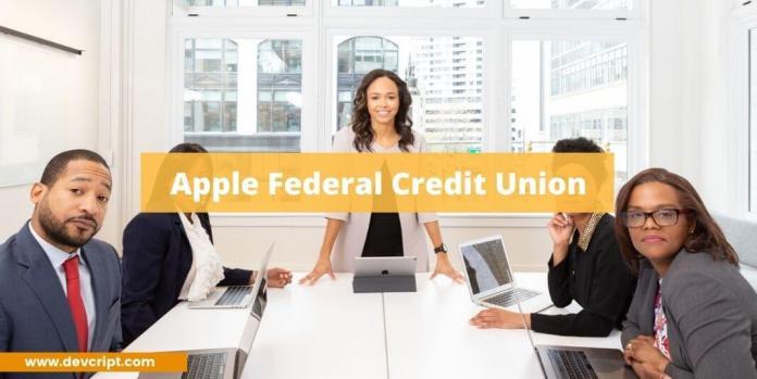 Apple Federal Credit Union Platinum card