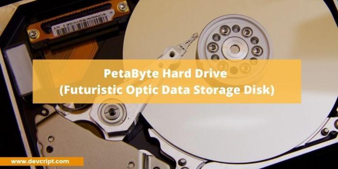 PetaByte Hard Drive