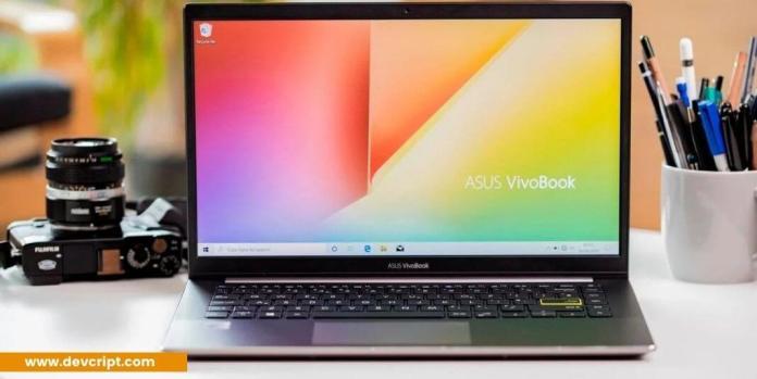 ASUS VivoBook 14 Ryzen 5 Hexa Core 4500U
