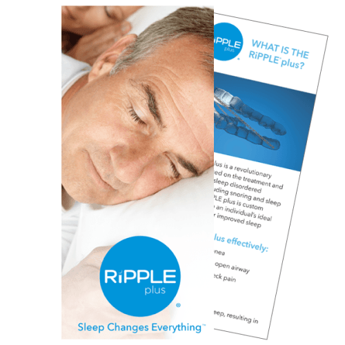 RiPPLE® plus Brochure - 20 Pack