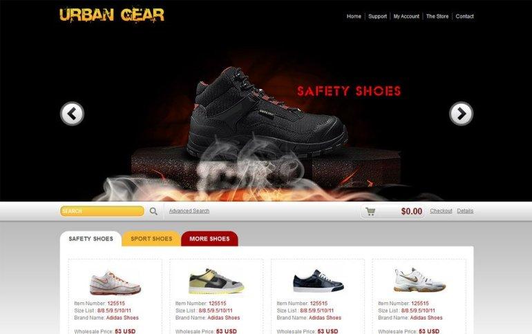 Best eCommerce HTML5 Templates