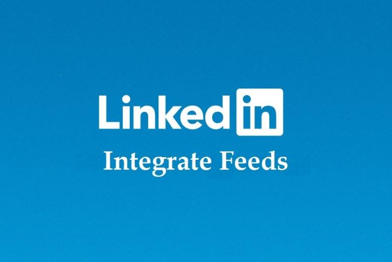 linkedin feeds