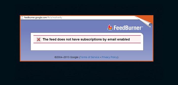feedburner-error-message