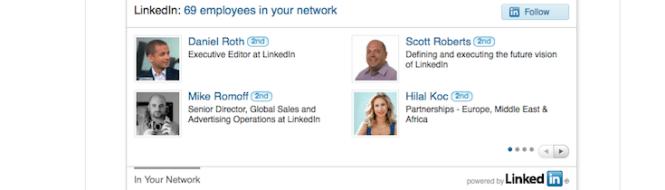 linkedin feeds - company-insider-plugin