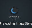 page preloading images