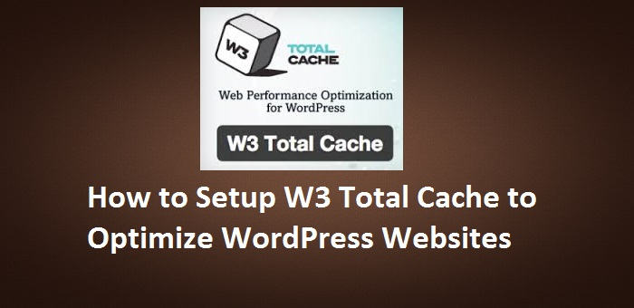 w3-total-cache-to-optimize