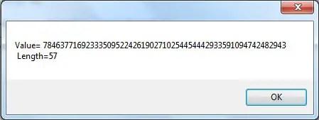 What is BigInteger in C# 4.0 ?