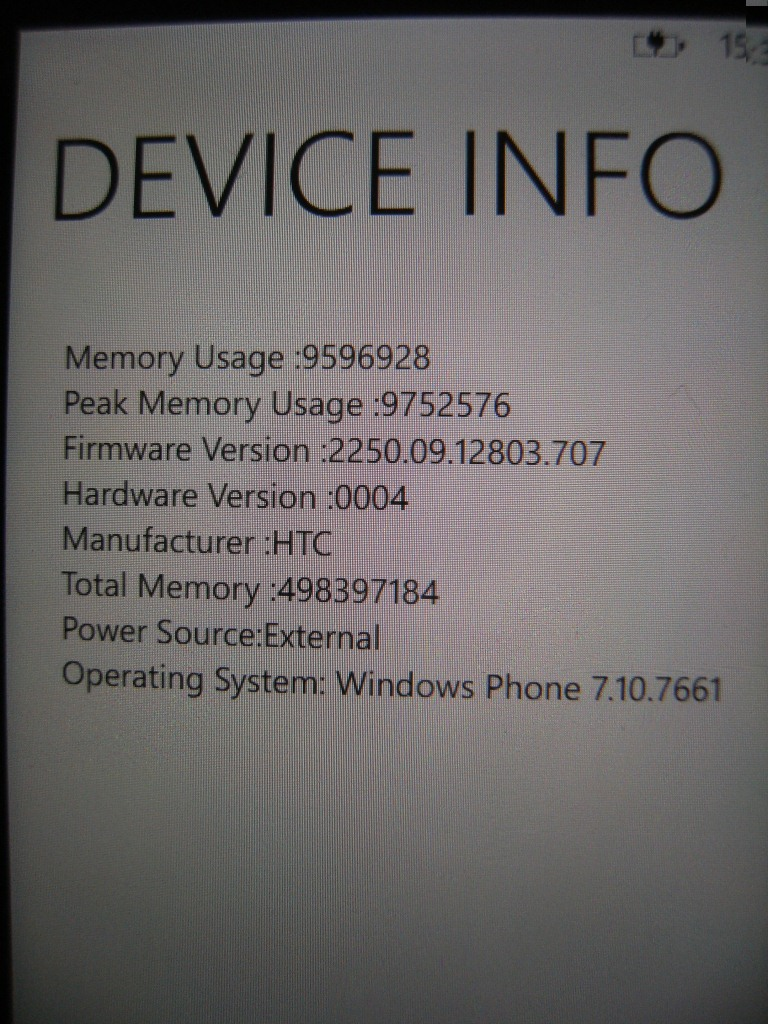 How to Retreive the Device Information from Windows Phone ?