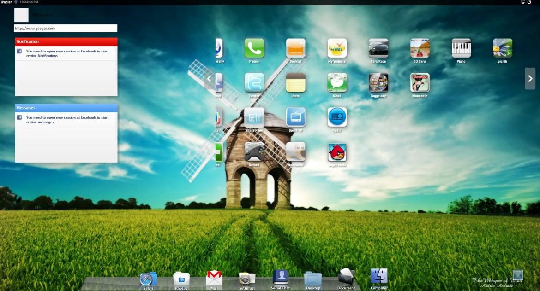 iPadian - iPad Simulator for Windows 7