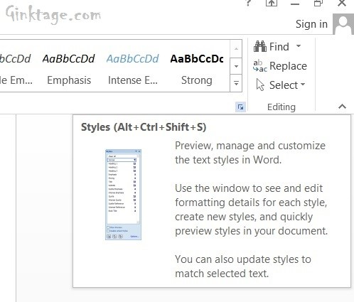 How to Change the Hyperlink Color in Microsoft Word 2013?
