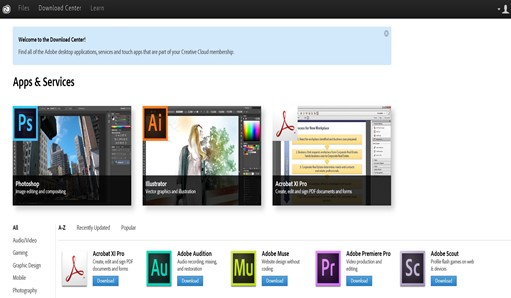 Adobe Creative Cloud – Features and Price
