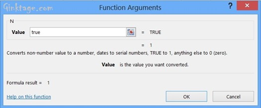 How to Convert Non-Numeric value to Numeric in Microsoft Excel 2013?