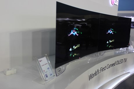 LG showcases progressive technology products at Tech Show 2014