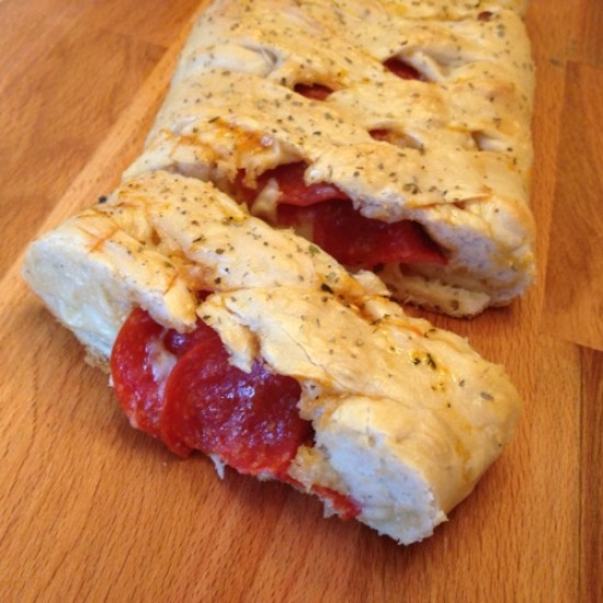 Prepare this fancy Freezer Stromboli Kit so you can still eat during busy weeknights.