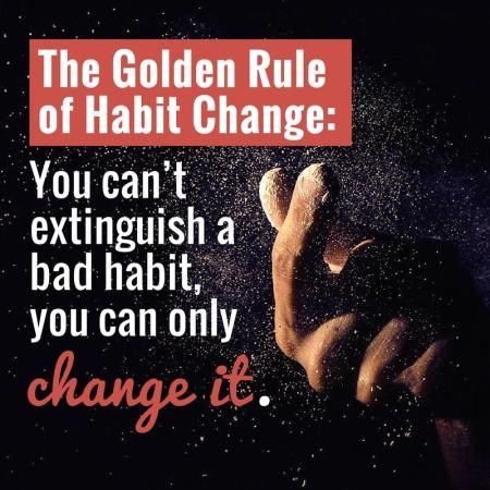Cotações de poder de hábito
