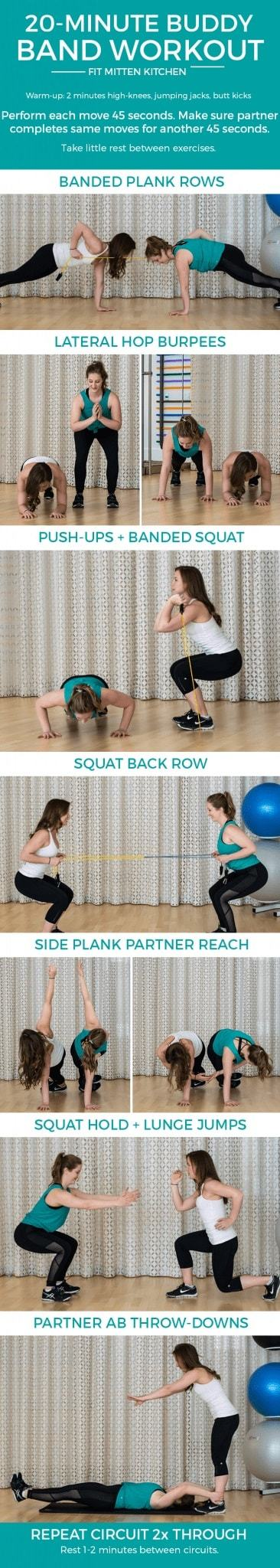 Click here to find out the health benefits of buddy band workout and other fat burning exercises. Discover a 4 week workout plan for weight loss that works. #keepingfit #workouts #fitnessgoals #healthyliving #healthy #exercise #longevity #healthier