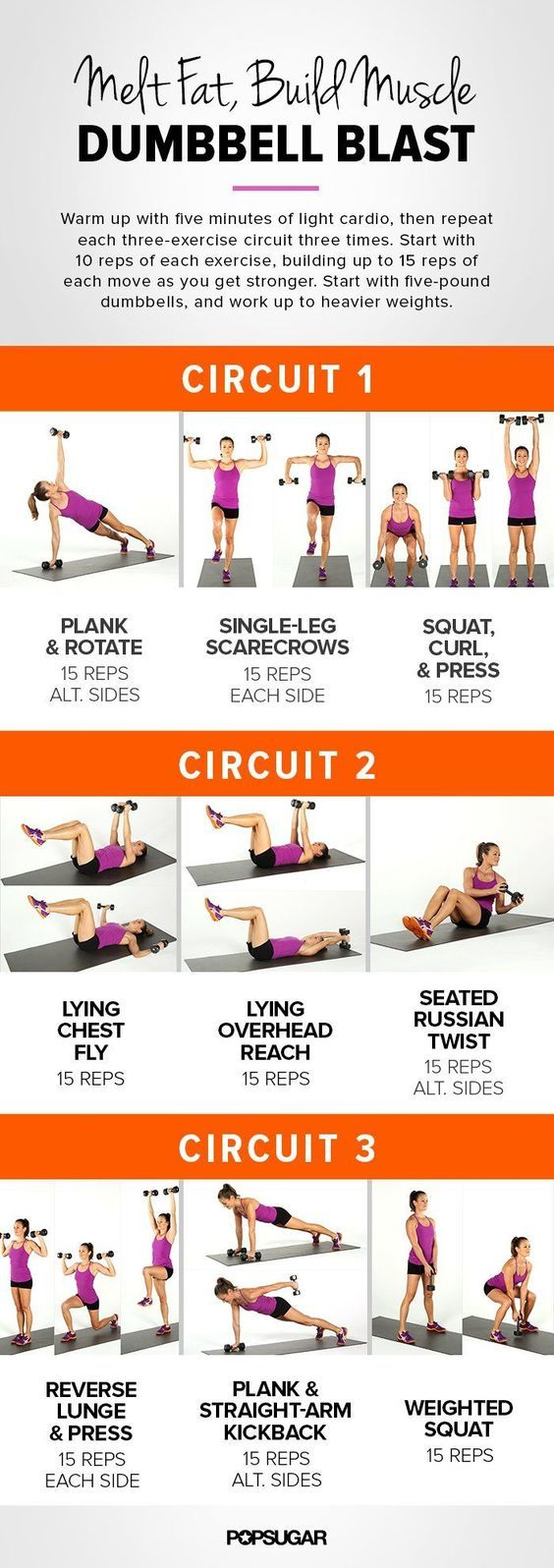 51 FAT BURING WORKOUTS THAT FIT INTRO ANY BUSY SCHEDULE – The