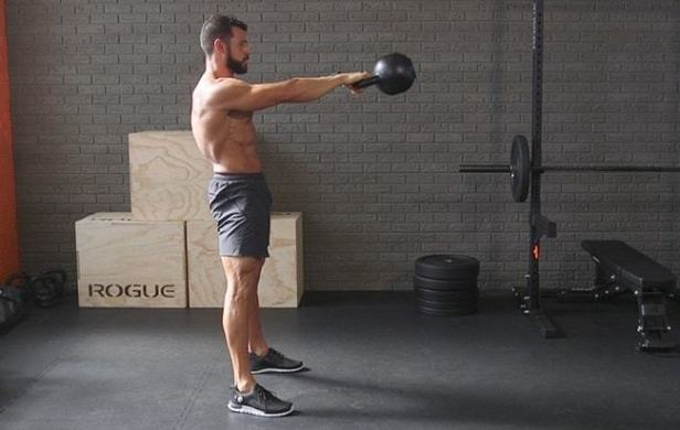 Find the right fat burning workout for men in this definitive guide. Learn how to use kettlebells for the best fat burning exercises for men. #fitness #weightloss #fitnessgoals #healthyliving #workouts #healthylife #healthy #healthier