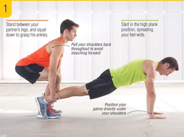 Get quick results with these fat burning workouts you can do with a partner. Find out which fat burning workout for beginners work best for you. #heathier #workouts #exercise #fitnessgoals #healthyliving #keepingfit #fitness