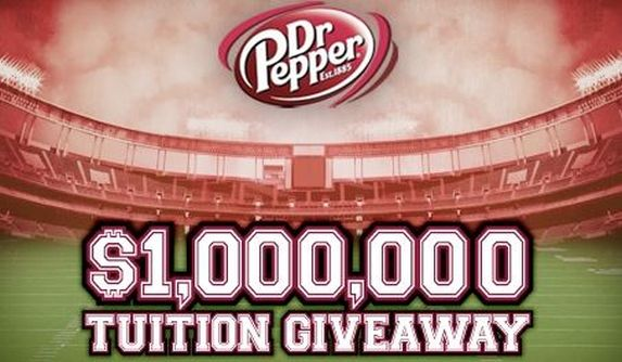 dr pepper tuition giveaway application 2019 dr pepper tuition giveaway contest 2018 2019 developing 4223