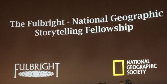 Fulbright-National Geographic Digital Storytelling Fellowship