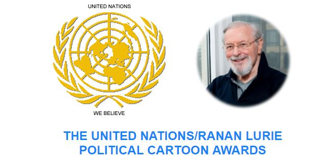 United Nations/Ranan Lurie Political Cartoon Awards