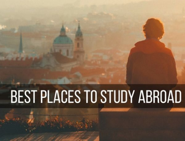Best Places to Study Abroad