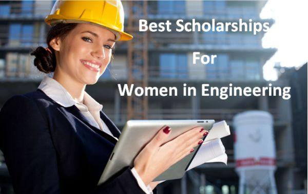 Best Scholarships for Women in Engineering