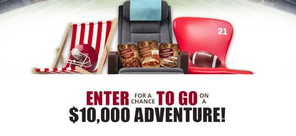 The Curly's $10,000 RoadTrip Giveaway Sweepstakes