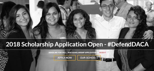 Golden Door Scholarship Program