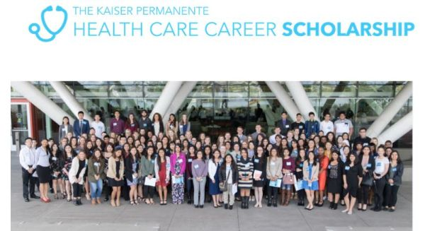 Kaiser Permanente Health Care Career Scholarship Program