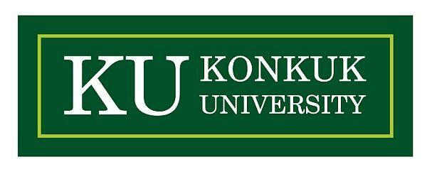 Konkuk University, Subjects and Scholarship