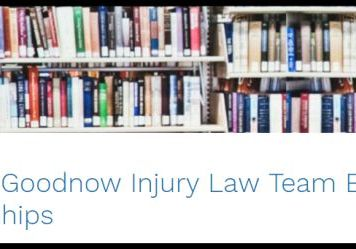 Lamber-Goodnow Injury Law Team Education Scholarships