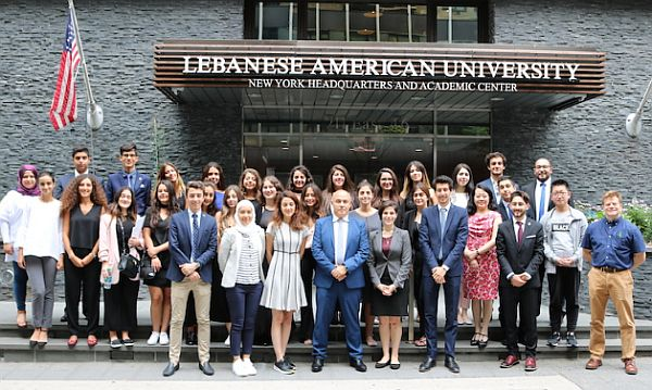 Lebanese American University Library Ranking and Subjects