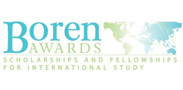 National Security Education Program Boren Scholarships