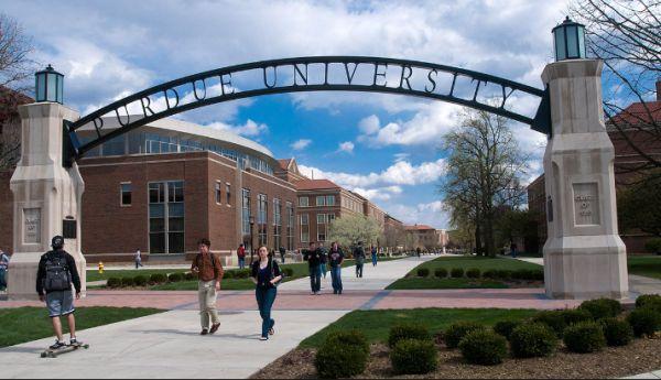 Purdue University Ranking
