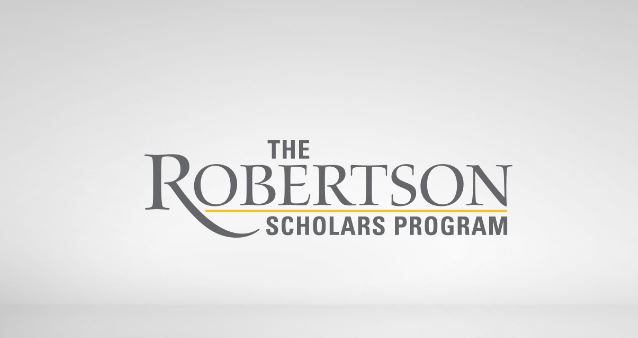 Robertson Scholars Leadership High School Program