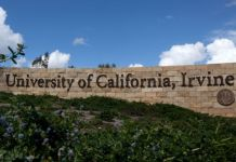 University of California, Irvine Ranking
