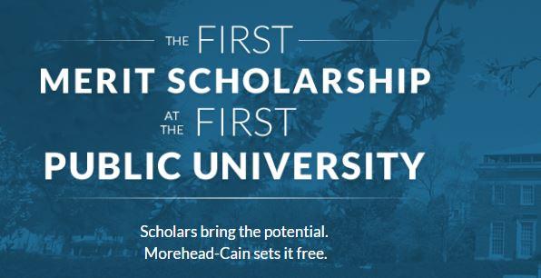 University of North Carolina Morehead-Cain Scholarship