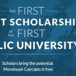 University of North Carolina Morehead-Cain Scholarship