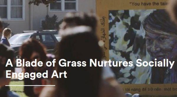 ABOG Fellowship for Socially Engaged Art
