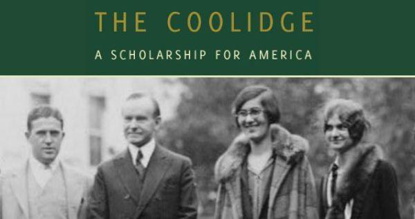 Coolidge Presidential Scholarship Program