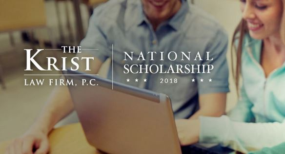 Krist Law Firm P.C. National Scholarship