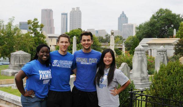 Georgia State University Presidential Scholarship