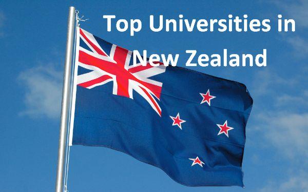 Top Universities in New Zealand
