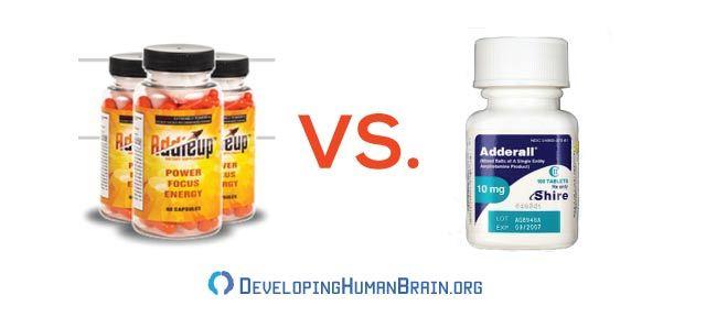 addieup vs adderall